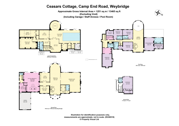 Floor plans Putney