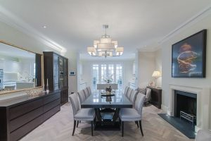 Interior photography Marylebone