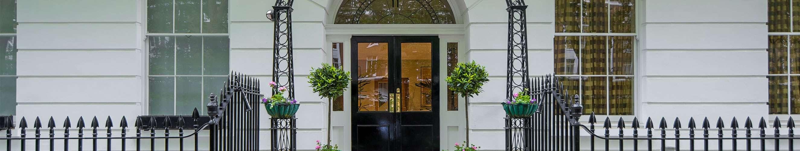 Marylebone interiors