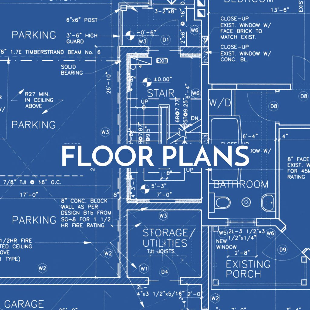 FLOOR PLANS KENT & SUSSEX